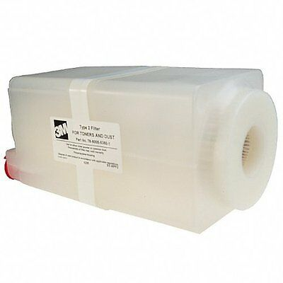 Type 2 Cleaning Repair Filter for Toner Dust