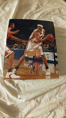 Jared Dudley Boston College Eagles Signed Autographed 8X10 Photo W/coa X