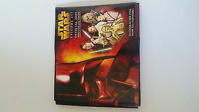 Star wars episode 3 official 2005 Pin collection
