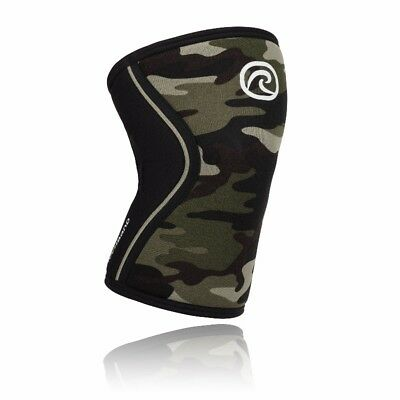 Rehband 105417 Rx Knee Support - Camo, 7mm