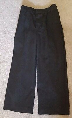 Boys School Trousers Age 3-4 Years