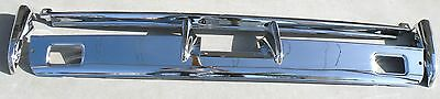 Lincoln Convertible New Triple Plated Chrome Rear Back Bumper 1966-1969 66-69