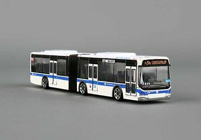 DARON TOYS #8452 - MTA NYC Articulated Bus - 8452