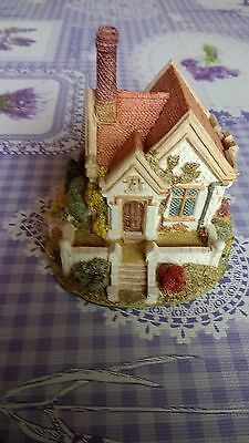 Lilliput Lane House Clockmakers Cottage  Excellent condition with box