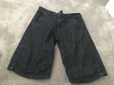 Next Boys Shorts Age 12 Years - Fab Condition