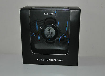 Boxed Garmin Forerunner 610 GPS Running / Sports Watch