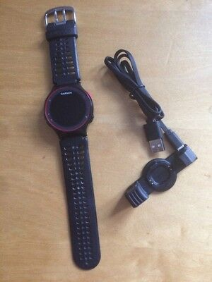 Garmin Forerunner 225 GPS Running / Sports Watch (built in HRM)