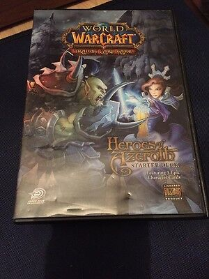 World Of Warcraft Heroes Of Azeroth