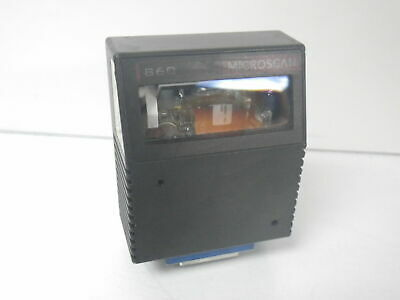 FIS-0860-0001G Microscan 860 barcode scanner 10-28V (Used and Tested)