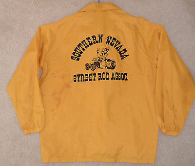 VINTAGE SOUTHERN NEVADA STREET ROD ASSOCIATION DRAG RACING Las Vegas JACKET 2 L