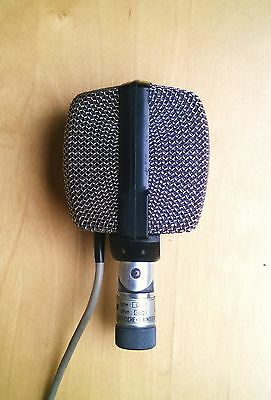 AKG D12 great state and SOUND, huge bass, 60´s microphone