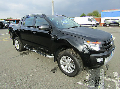 2013 Ford Ranger Wildtrak 3.2 TDCi 200ps Double Cab Manual