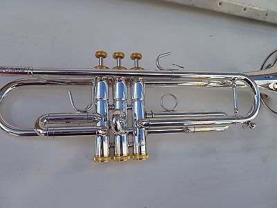STOMVI FORTE Bb TRUMPET IN GREAT CONDITION.