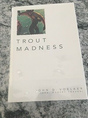 Trout Madness Book Hardcover