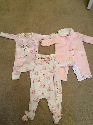 Catamini / Ted Baker / Joules  Baby Girls 0-3 Months