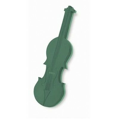 Floral Foam Violin Funeral Memorial Tribute Oasis Type Floristry Sku 2430
