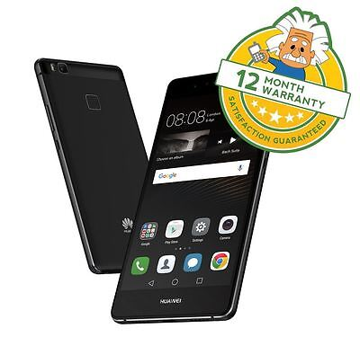Huawei P9 Lite Black VNS-L31 Unlocked Android Smartphone 16GB GRADE B