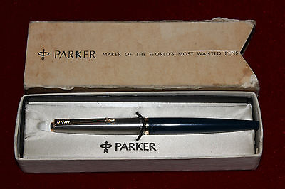 Penna Stilografica Parker Fountain Pen Vintage Made In Usa