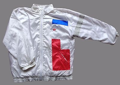 "Men's Vintage 80's Sports Jacket Retro X Large 48"" Chest"