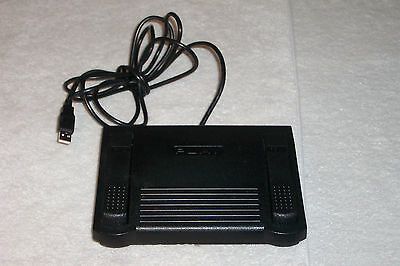 INFINTIY IN-DVIUSB Transcription Foot Pedal Court Computer Office w/ USB Cord