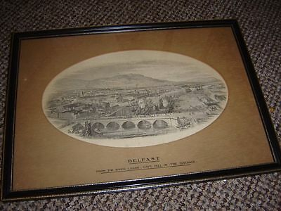 Very OLd Photo / picture of BELFAST