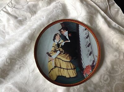 Tender Romance Norman Rockwell Plate