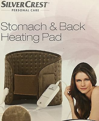 Stomach And Back Heating Pad