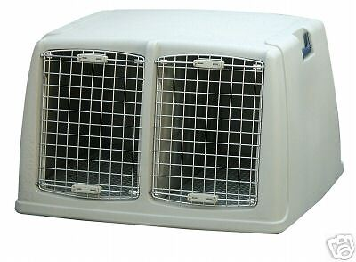 ARGO 21 NEW DOG / PUPPY CAGE CARRIER  for car or home