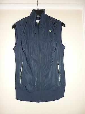Lyle & Scott Ladies Gilet / BodyWarmer, Navy Blue, Brand new