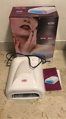 Muster Dikson   Fornetto unghie   Professional nail dryer