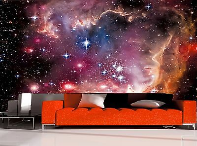 Magellanic Cloud Sky Space Photo Wallpaper Large Home Decor Giant Wall Mural