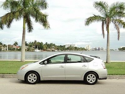2007 Toyota Prius  2007 06 05 08 09 TOYOTA PRIUS TOURING NON SMOKER LOADED ACCIDENT FREE NO RESERVE