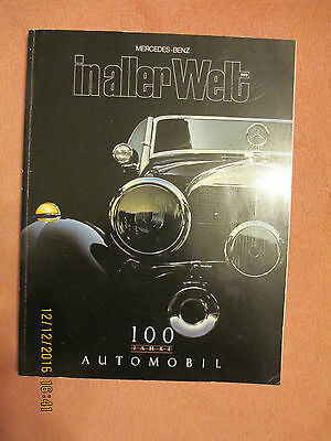 In Aller Welt 100 years of Mercedes Benz English edition 199