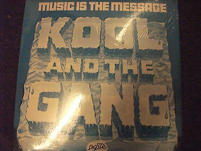 Kool and the gang, music is the message