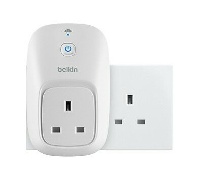 Belkin Wemo Switch WiFi Home Automation For Apple & Android Devices,Echo & IFTTT