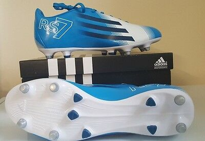 Adidas RS7 TRX SG 4.0 Rugby boots size UK12