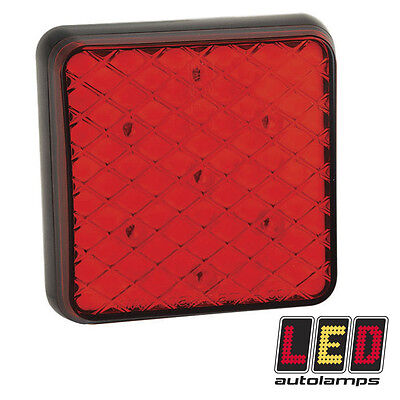 LED Compact Stop / Tail Trailer Caravan Light *3YR WARRANTY*
