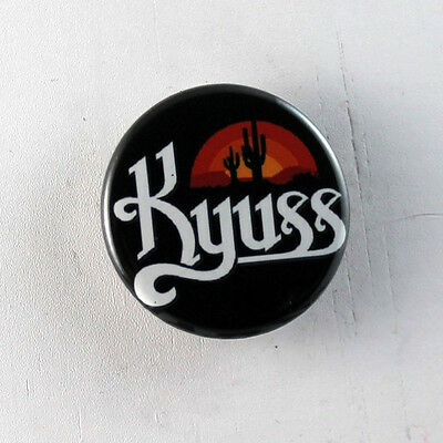 "KYUSS queens of the stone age 1.25"" button pin pinback shirt  Buy 2 Get 1 Free"