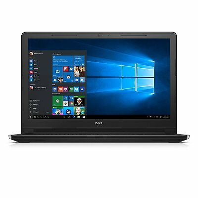 "Dell i3558-14590BLK Inspiron 15.6"", Intel Core i5-5200U, 8GB RAM,"