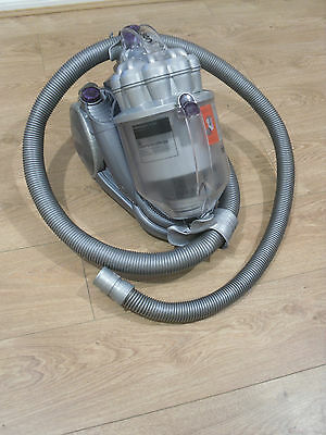 Dyson Dc08 Cylinder Vacuum Cleaner, Refurbished Motor  - Base And Hose As Seen.