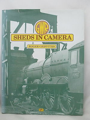 Gwr Sheds In Camera. Great Western Railway