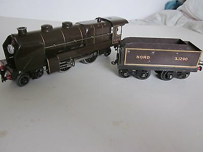 Hornby Nord Loco and Tender 20 Volt Excellent