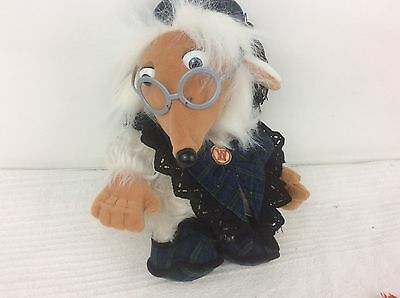 Womble soft toy-Uncle Bulgaria