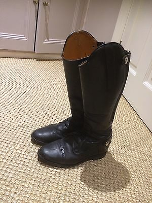 Leather Child Riding Boots 13