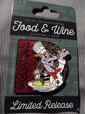 Disney Limited Release Food & Wine Figment Pin