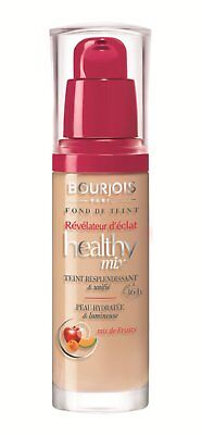 Bourjois Healthy Mix Radiance Reveal Foundation 30ml Sealed - Various Shades