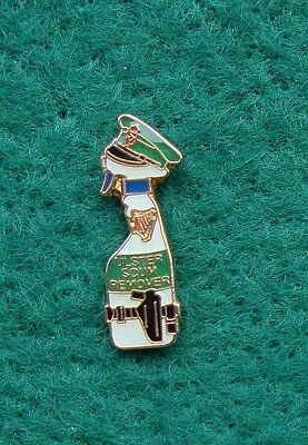 RUC Royal Ulster Constabulary Police SCUM REMOVER tie tac pin badge