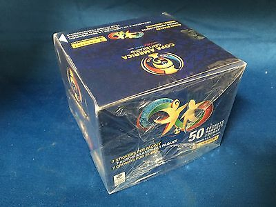 2016 Panini Copa America Centenario Factory Sealed Box 50 Packs/7 Stickers