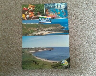 BERWICK HOLIDAY  CENTRE   collection of postcards