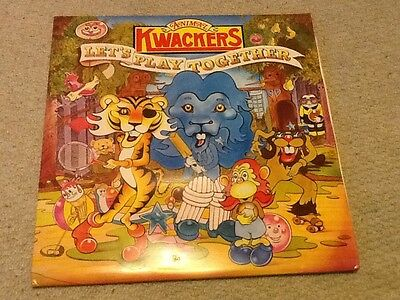 Animal Kwackers, Let's Play Together, double vinyl album